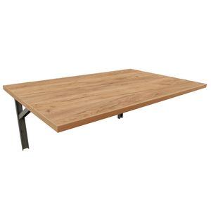 90x60 Wandtisch Wandklapptisch Küchentisch Schreibtisch Esstisch | Gold Craft