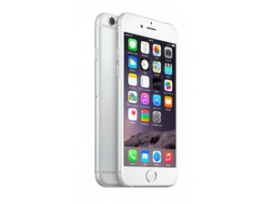 Apple iPhone 6 64 GB Silber MG4H2ZD/A - DE Ware