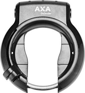 One Key System Axa Defender+ Bosch2 Akku für Bosch Gepäckmontage,Schlüssel abziehbar, schwarz (1 Stück)