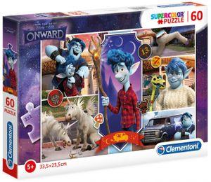 Disney puzzle Onward 33,5 x 23,5 cm Karton 60 Teile