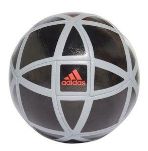 adidas Fussball Glider schwarz grau, Größe:5