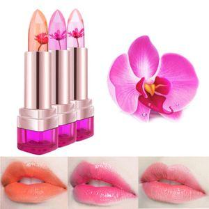 Jelly Lipstick, Lip Gloss - Long lasting, Moisturizing, Pfirsichgeschmack 03
