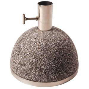 Esschert Design Schirmfuß granito grau 11,5kg S; PV11
