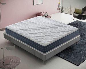 Memory foam Matratze 160x200 Memoryschaum Höhe 22 cm mit 11 Liegezone