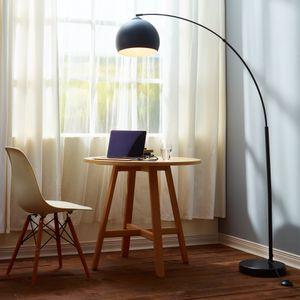 Stehleuchte Stehlampe Standleuchte LED Schwarz Arquer Versanora VN-L00013-EU