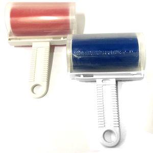 2er Set Fusselroller abwaschbar   Fusselentferner Kleiderroller Fusselrolle