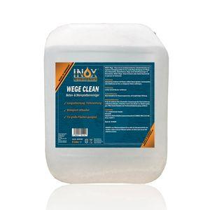 INOX® Wege - Clean hochkonzentriertes schnellwirkendes biologisches Reinigungsmittel 5l