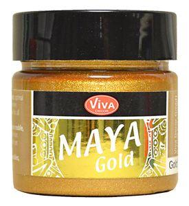 Viva Decor Maya Gold, 45ml Gold