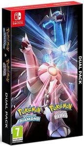 Pokemon Leuchtende Perle + Strahlender Diamant Doppelpack (Switch) (EU-Version)