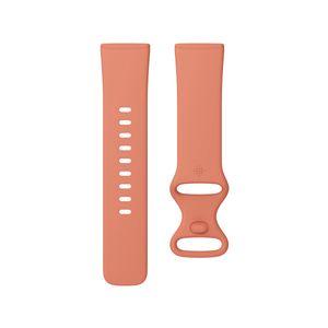 Fitbit Versa 3/ Sense, Infinity Band pink