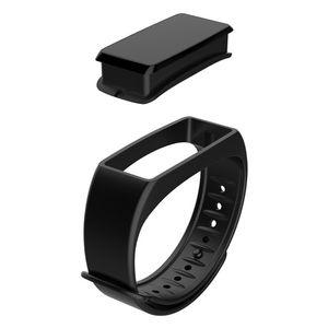 MyKronoz Activität Tracker Puls Armband ZeFit 2 Pulse Uhr Schrittzähler schwarz