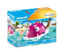 PLAYMOBIL 70613 Kletter-Schwimminsel