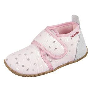 Giesswein Kinder Hausschuhe  Textil rosa 24