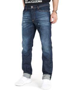 Diesel - Regular Slim Fit Jeans - Buster R7NA8, Größe:W33, Schrittlänge:L32