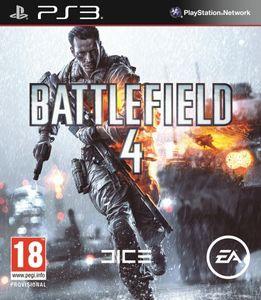 Electronic Arts Battlefield 4, PS3, PlayStation 3, Schießer, M (Reif)