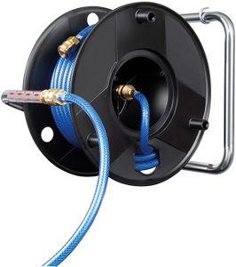 Brennenstuhl Druckluftschlauchtrommel Anti Twist 20m Schlauch-Ø 9/15mm Armatur DIN, 1127030