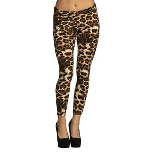 Boland legging Leopard Damen Größe M