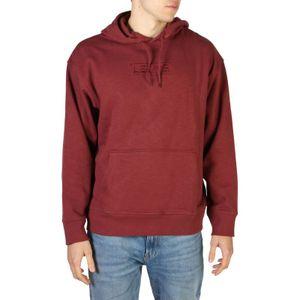 Levis Sweatshirts Herren, Größe:XL, Farbe:Rot-dunkelrot
