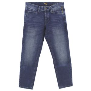 23154 Camel Active, Toronto,  Herren Jeans Hose, Stretchdenim, darkblue used, W 40 L 32