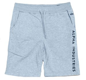 Alpha Industries AI Sweat Shorts Farben: Grau, Grösse: 3XL