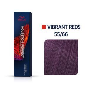 Wella Professionals Koleston Perfect Me+ Vibrant Reds Professionelle permanente Haarfarbe 55/66 60 ml