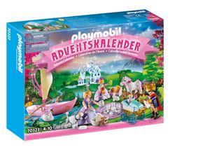 """PLAYMOBIL Weihnachten 70323 Adventskalender """"Königliches Picknick im Park"""""""