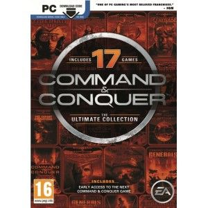 Electronic Arts Command & Conquer: The Ultimate Collection, PC, PC, Multiplayer-Modus, T (Jugendliche)