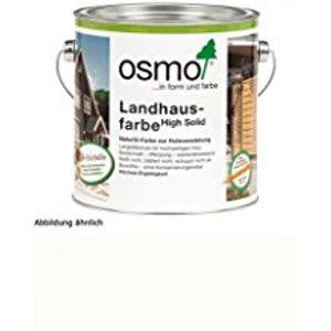 OSMO Landhausfarbe 2101 Weiß 2,5L