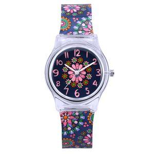 KZKR Kinder Uhr Analog Quartzwerk mit Silikon Armband Armbanduhr Mädchen Kinderuhr Uhr Lernuhr Kinder Kinderarmbanduhr