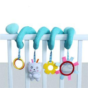 Baby Infant Rattles Plš¹sch Sš¹?e Tiere H?ngende Glocke Kinderwagen Spielzeug Cart Seat Doll