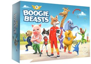 Jolly Dutch kartenspiel Boogie Beasts