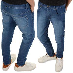 BEZLIT Jungen Jeanshose mit verstellbaren Bund Blau 146