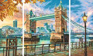 Noris Spiele Malen nach Zahlen - The Tower Bridge in London; 609260752