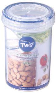Lock&Lock LLS113 Twist Frischhaltedose rund, 330 ml