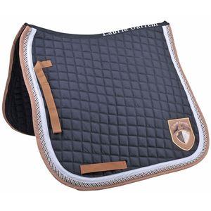 Lauria Garrelli Schabracke -Valence-, Farbe:9100 schwarz, Größe:PonyViels.