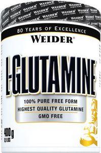 Joe Weider L-Glutamine Pulver, 400 g Dose