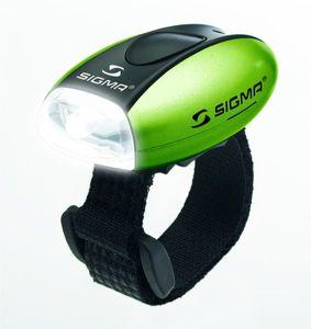 Sigma Micro White Led Green One Size