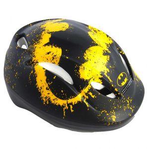 Volare skate/Fahrradhelm Batman Junior schwarz/gelb