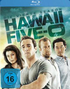 Hawaii Five-0  Season 4 Remake (BR) Min: 953DDWS        6Discs