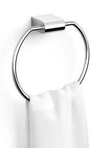 ZACK Handtuchring ATORE Handtuchhalter Ring Edelstahl poliert 40461