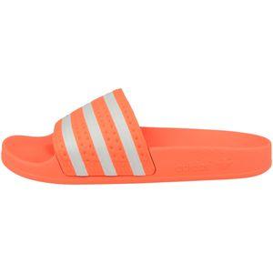 Adidas Originals Badelatschen ADILETTE W EG5008 Neon Orange, Schuhgröße:39