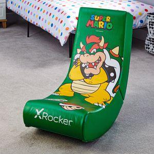 Nintendo Super Mario Floor Rocker Gaming Sessel |Video Floor Rocker für Kinder & Jugendliche