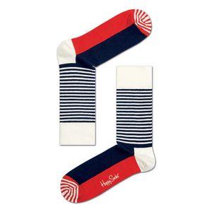 Happy Socks Half Stripe Multicolor EU 41-46