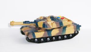 ARMY PANZER mit Licht & Sound Militärpanzer Tank Kriegspanzer Spielzeugpanzer 25