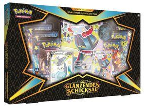 Pokémon - Glänzendes Schicksal Premium-Kollektion: Schillerndes Katapuldra-VMAX