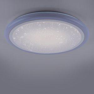 RGB LED Deckenleuchte mit Sterneneffekt, Fernbedienung LUISA