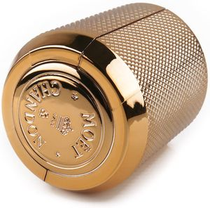 Moët & Chandon Moet Champagner Flaschenverschluss Gold Design Bar Deko Party Accessoire Verschluss Flasche