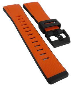 Casio G-SHOCK   Uhrarmband aus Resin orange für GA-2000E-4ER