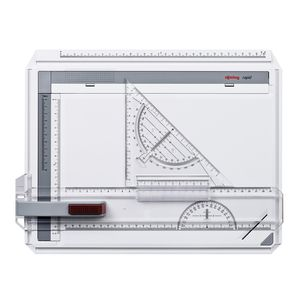 rOtring S0232710 - A4 (210x297 mm) - Transparent
