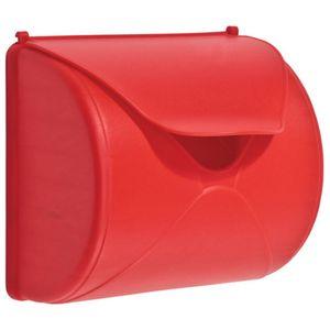 AXI Briefkasten Rot   Spielhaus / Spielturm Zubehör aus Kunststoff